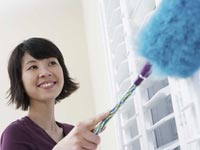 Spring property cleaning services Newcastle